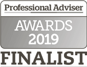 Professional Advisor Awards 2019 - Finalist